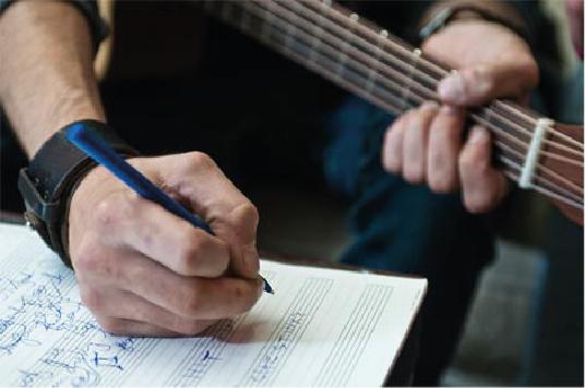 Singer-songwriterkurs på Kulturskolan i Enköping